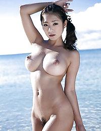 asian big tits blue eyes